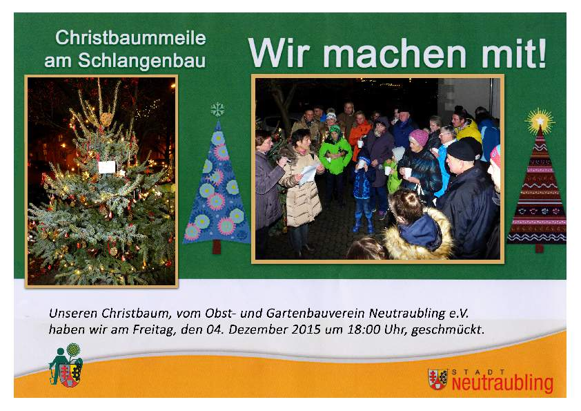 Christbaummeile 2015 Plakat mit Text aufbereitet-p1